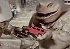 Video: Mal� monstrum. P�ipome�te si, jak se propagoval Hummer H3