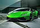 Lamborghini Hurac�n LP 610-4 Spyder: Novitec Torado nab�z� 860 kon� (+video)