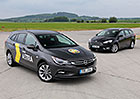 Ford Focus kombi 1.5 EcoBoost vs. Opel Astra ST 1.4 Turbo