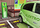 Skoro miliarda. Síť dobíječek pro elektromobily vznikne za evropské peníze