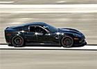 Chevrolet Corvette GXC je nejrychlejší elektromobil na světě. Jak rychle jezdí?