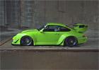 Video: Pod�vejte se, jak vznikala �chvatn� p�estavba klasick�ho Porsche 911!