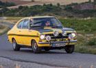 Za volantem Opelu Kadett B Coup� Rallye: Prvn� kompakt s po��dn�m motorem