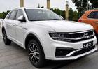 Zotye X7: Další nestoudná čínská kopie, tentokrát VW Tiguan
