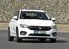 Fiatu klesl v ČR v pololetí prodej na 1650 osobních aut