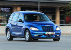 Ojet� Chrysler PT Cruiser:  Americk� retro je dnes za hubi�ku