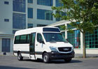 VDL MidBasic Electric aneb Sprinter jako elektrobus