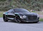 Nové Bentley Continental se začne prodávat v roce 2018, auto výrazně zhubne