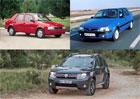 Dacia v nov� dob�: Od licen�n�ch renault� k �sp�ch�m nap��� Evropou