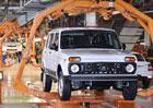 Ruská automobilka AvtoVAZ kvůli slabé poptávce omezí výrobu