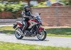 Honda NC750X DCT: Speciální druh