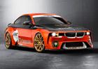 BMW 2002 Hommage: Nov� design pro turboklasiku. Je hez��?