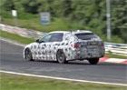 Spy video: Také nové BMW 5 Touring už řádí na Nürburgringu