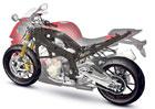 BMW vyv�j� motocyklov� r�my z karbonu
