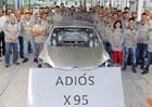 Připravte si kapesníky, výroba Méganu RS skončila