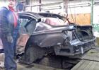 Video: Ruské zlaté ručičky opraví vše. I zdemolované BMW 7