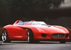 Pininfarina Ferrari Rossa (2000): Speedster k narozenin�m