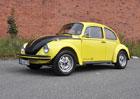 Za volantem VW Beetle 1303 GSR:  Jeden z 3500 kusů