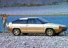 Bertone Volvo Tundra (1979): Pro� vypad� jako Citro�n BX?