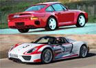 Supersporty od Porsche: 959, Carrera GT a 918 Spyder - Pro� je jich tak m�lo?