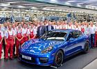 Porsche Panamera: V�roba prvn� generace skon�ila