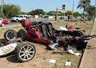 Koenigsegg CCX: Po havárii roztrhaný na kousky