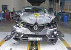 Euro NCAP 2016: Renault Sc�nic � Bez p�ekvapen� a s pln�m po�tem hv�zd
