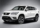 Seat Ateca jako Škoda Kodiaq: Budou mít Španělé také velké SUV?