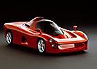 Yamaha OX99-11 (1992): Divnostroj s motorem z F1 se výroby nedočkal