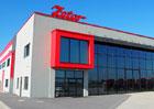Zetor: Moderní sídlo zastoupení pro Polsko
