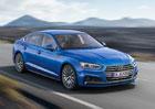 Audi A5 Sportback: Sportovní liftback umí jezdit i na plyn