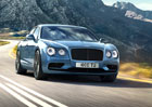 Bentley Flying Spur W12 S: Prvn� limuz�na z Crewe s rychlost� 325 km/h