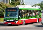 Elektrobus SOR EBN 11 po roce provozu v Praze