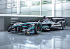Jaguar I-Type 1 m��� do s�rie Formule E (+video)