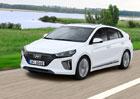 Hyundai Ioniq: Na �esk�m trhu od 699.990 K�