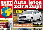 Svět motorů 37/2016: Nová auta stále zdražují