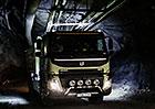 Volvo Trucks testuje autonomní řízení v podzemních dolech (+video)