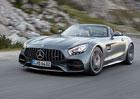 Mercedes-AMG GT C Roadster ofici�ln�. Otev�en� superauto odhaluje sv� tajemstv�