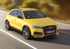Audi Q3: Decentn� vylep�en� vzhledu s v�t�� d�vkou sportu