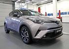 Toyota C-HR dorazila do Česka. Známe její základní ceny