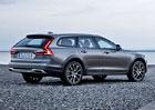 Volvo V90 Cross Country ofici�ln�: Oplastovan� kombi jako auto pro dobrodruhy
