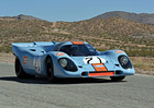 Project 917 pracuje na replice slavn�ho Porsche z Le Mans (+video)