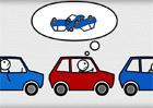 Tohle video vám přesně ukáže, jak vznikají dopravní zácpy...