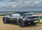 Nový Aston Martin DB11 Volante odhalen. Zákazníci si na něj ještě počkají