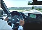 Interi�r nov�ho BMW 5 je venku! A pak taky spousta j�zdn�ch asistent�