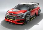 Citro�n C3 WRC Concept Car: 380 kon� skoro p�ipraveno!