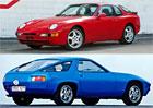 Porsche 968 a 928 spojuje koncepce a rozd�luje osud (+video)