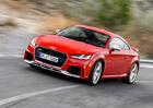 Řídili jsme nové Audi TT RS: Je to pětiválcová motokára!