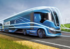 Iveco Z Truck: Futuristick� kamion na Bio-LNG (+video)