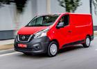 Nissan NV300 je dal�� sourozenec pro Renault Trafic (+video)